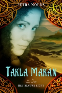 Interview: Takla Makan: het blauwe licht (Blogtour)