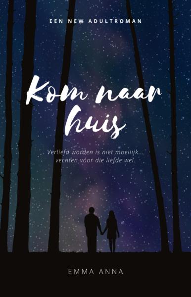 KOM NAAR HUIS paperback cover
